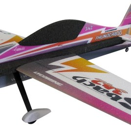 RC-Factory Sbach 1.2m Violet Full Kit
