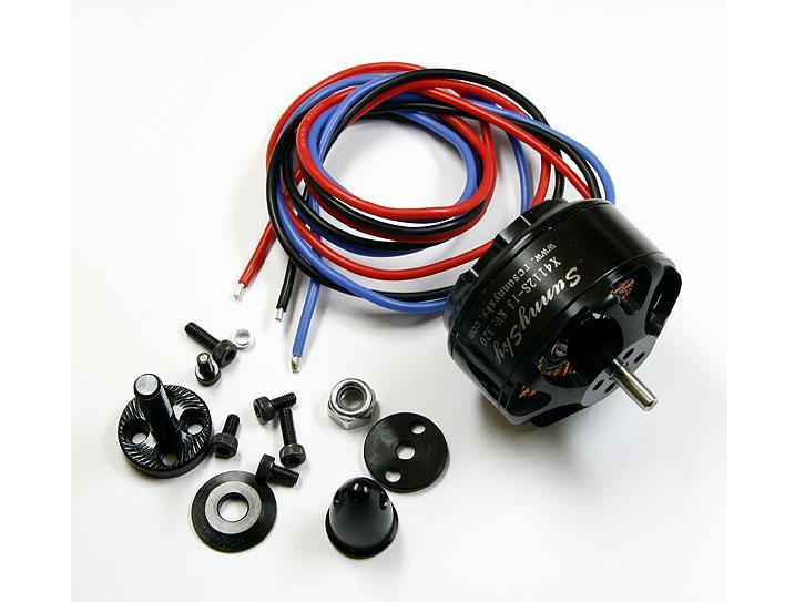 SUNNYSKY X4112S 320KV Outrunner Brushless Motor