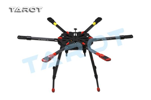 Tarot X6 Hexacopter Frame