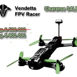 TBS Vendetta FPV Racer