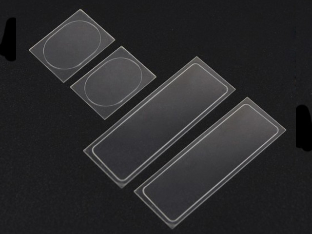 4pcs/set Camera Lens and Sensor Protective Film for Spark
