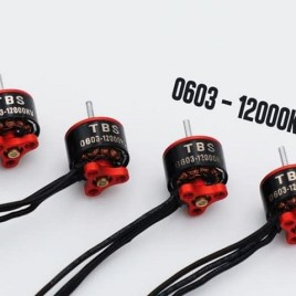TBS Micro Brushless Motor Set 12000KV