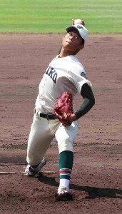 市和歌山のMAX152キロ右腕・小園健太が2回1/3無失点の好救援 : スポーツ報知