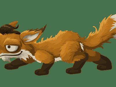 Der Fuchs, der Fuchs und nicht der Wolf!