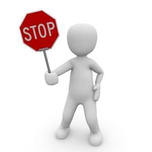 Stop-Zeichen setzen - Wie kann ich als Elternteil meine Entfremdung vom Kind verhindern