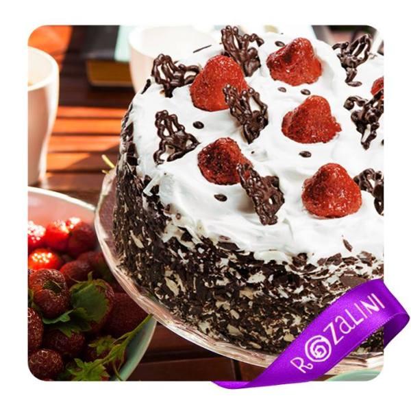 Топ-5 правил приготовления торта из свежих ягод