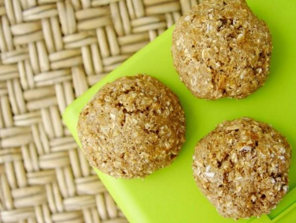 Здоровые рецепты: печенье с овсяными отрубями на белках