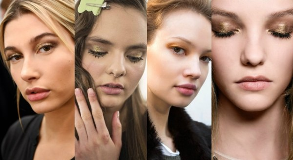 тенденции макияжа осень 2016