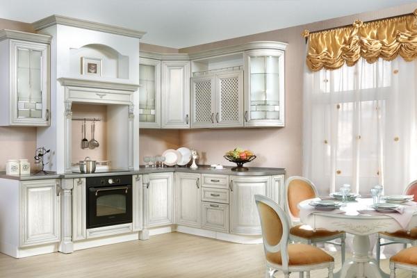 классический стиль в кухне идеи