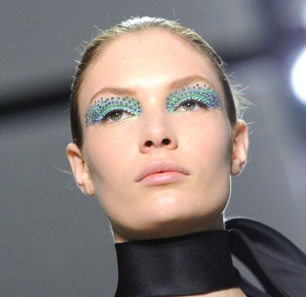 модный макияж 2016 акцент
