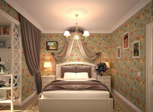 спальня в стиле прованс 2016 фото