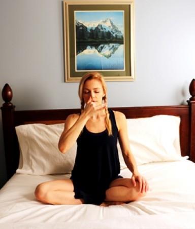вечерняяя йога