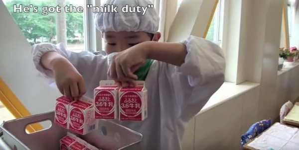 дежурный по молоке