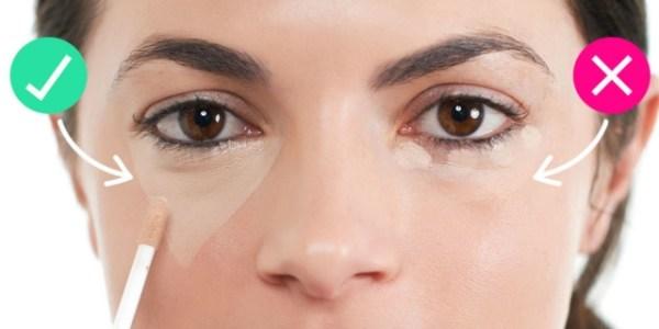 круги синяки под глазами