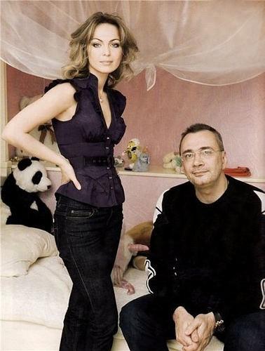 Константин Меладзе ушел от жены к Полине Гагариной