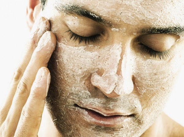 мужской уход за кожей лица