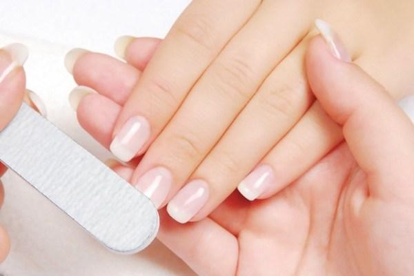 как восстановить ногти