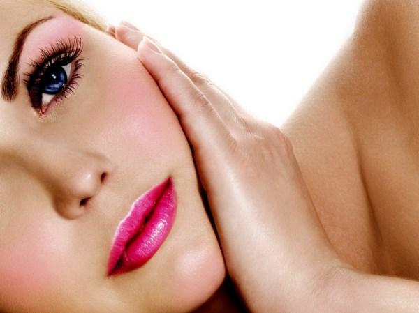 румяна в ежедневном макияже