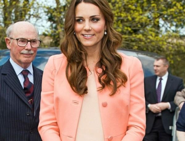 Как выглядит беременная Кейт Миддлтон герцогиня Кейт