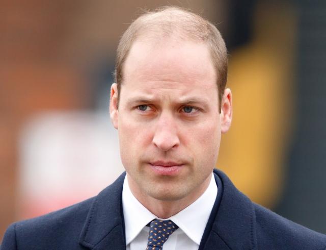 Принц Уильям сменил имидж: новые фото наследного принца