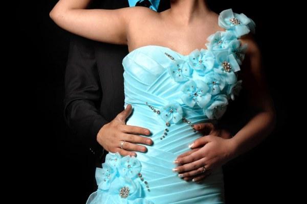 Hochzeit -Fotoshooting im Fotostudio Wagner, Muenchen