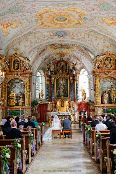 Kirchliche Trauung mit Fotografen Eugen Wagner
