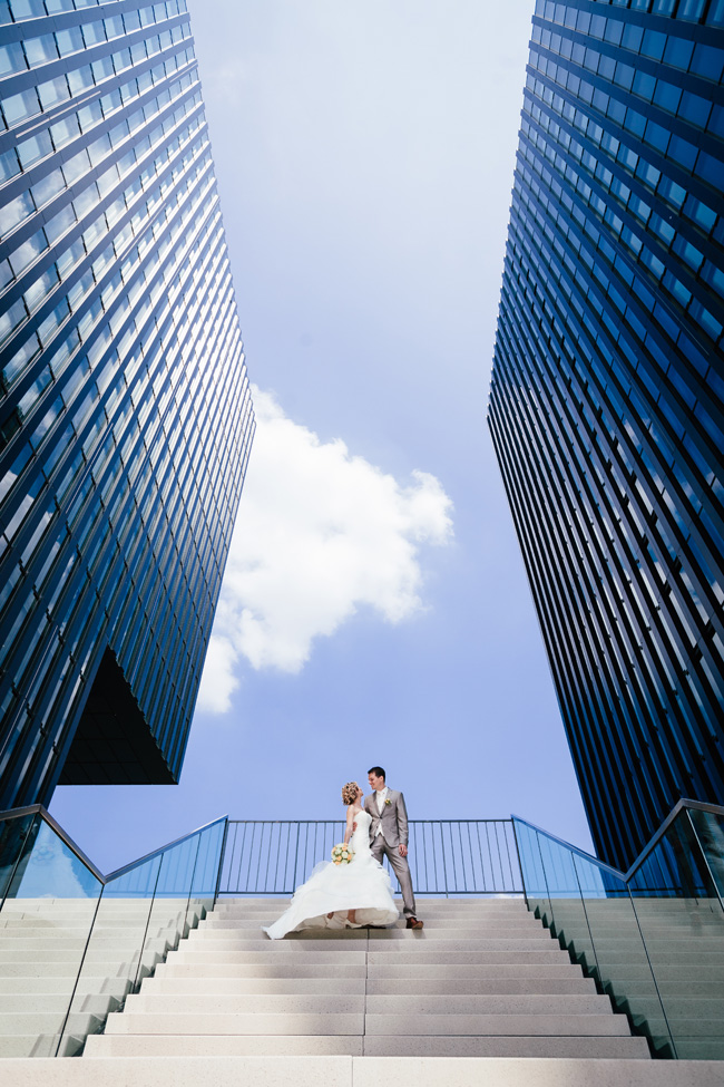 Hochzeit in Duesseldorf Julia und Alex
