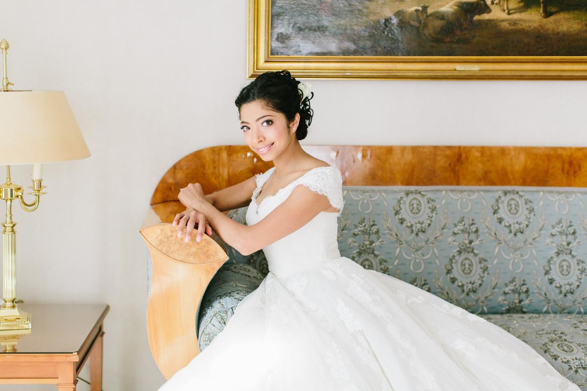 Hochzeit in Hotel Schloss Reinhartshausen