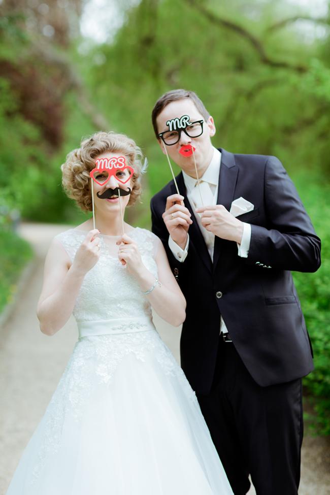 Hochzeit in Schloss Bad Homburg