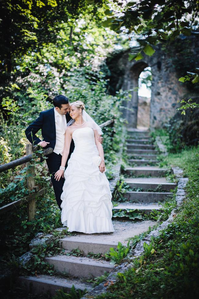 Hochzeit in Burg Frankenstein