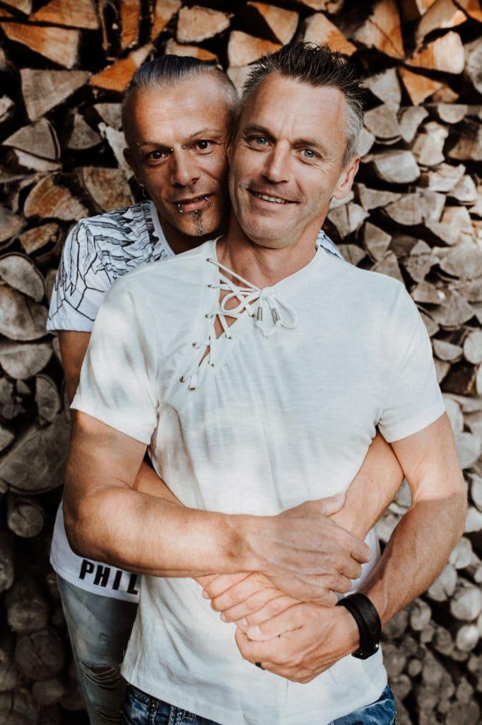 Gay-Shooting im Aigner Schloss