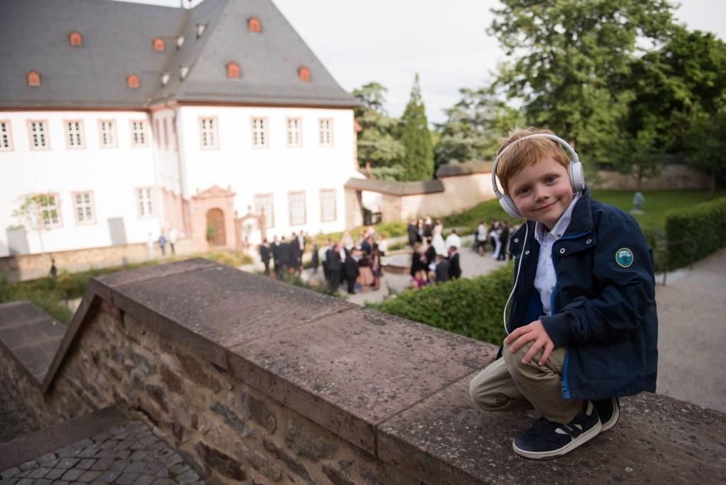 KLOSTER EBERBACH im Rheingau - Hochzeitsfotografin