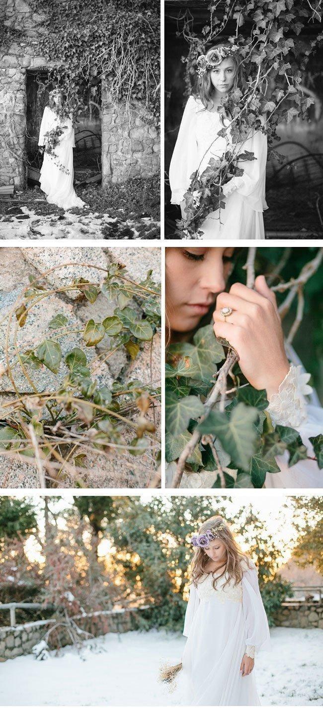 bohemian winter bride10