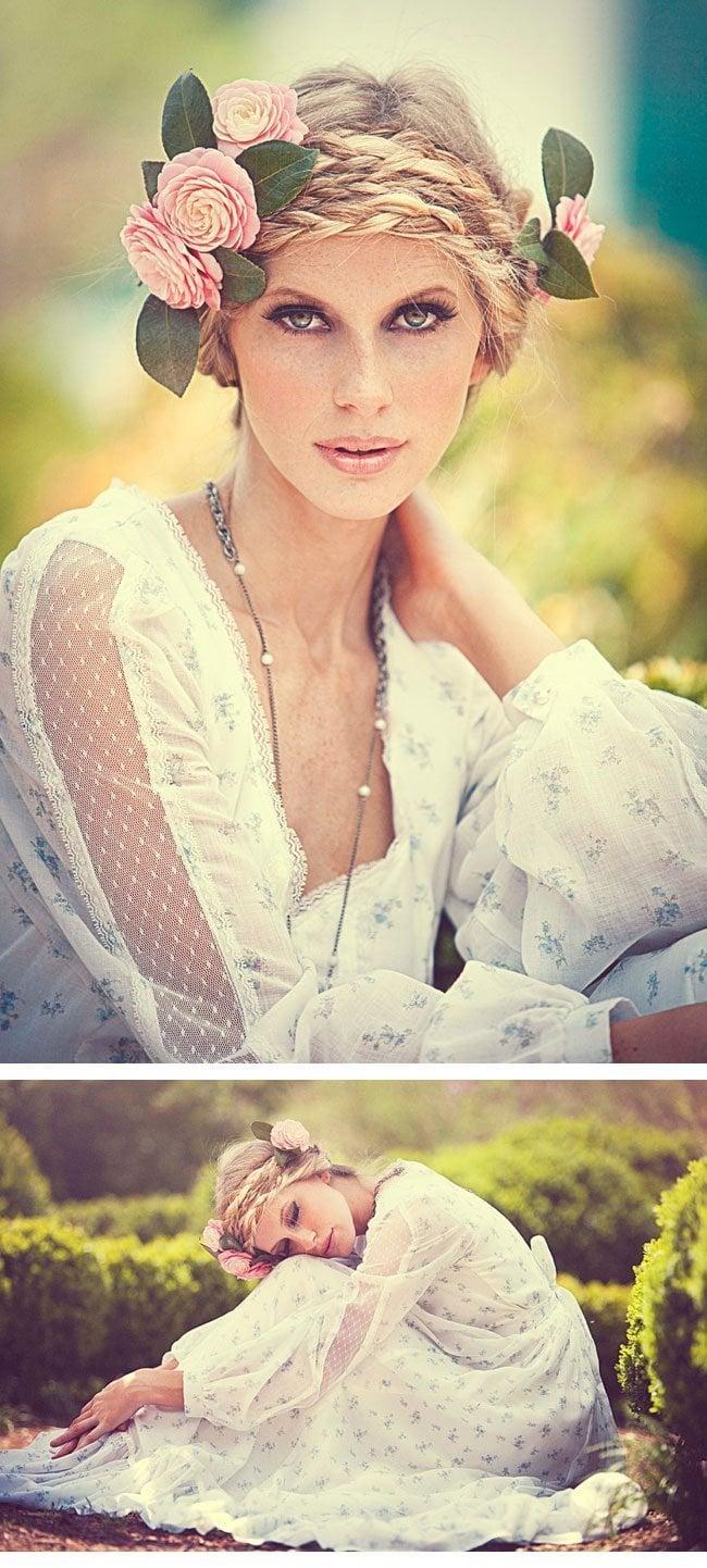 bridalshoot1-blumen haarschmuck