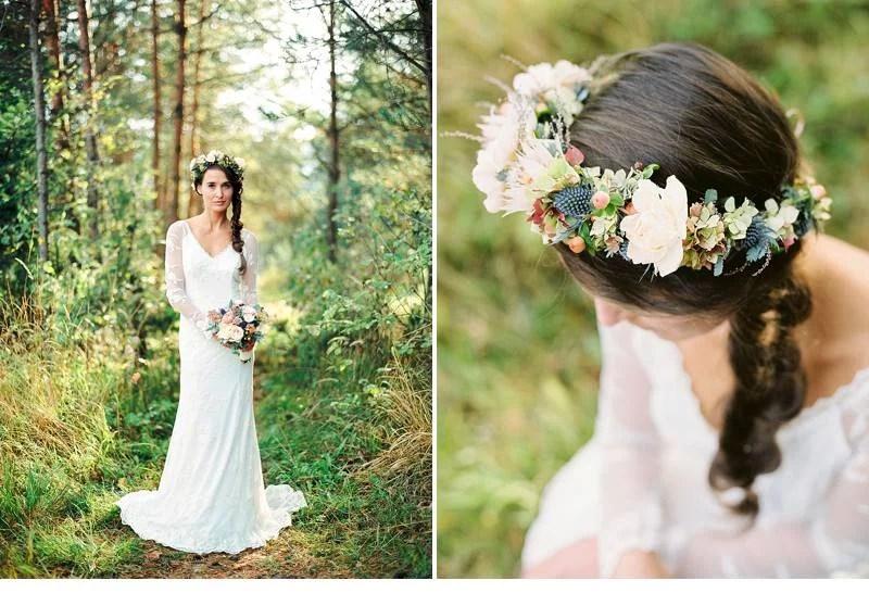 natural bridal shoot carinthia 0008