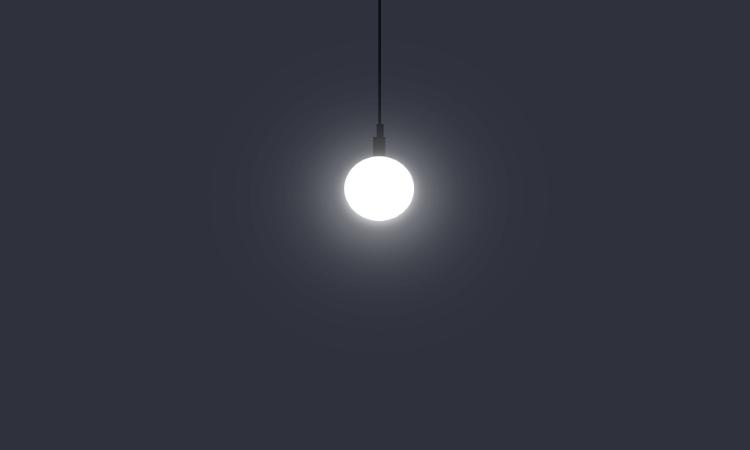 Tạo công tắc đèn chỉ với CSS