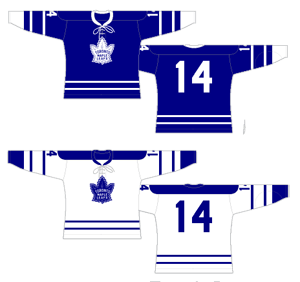 super popular 03f9f 7482c Worst to First Jerseys: The Toronto Maple Leafs – TheLeafsNation