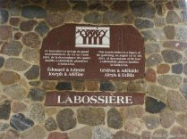 La famille Labossière est une importante famille du village de Saint-Léon, et compte de nombreux membres / Labossière family is an important contributor withint Saint-Léon community.