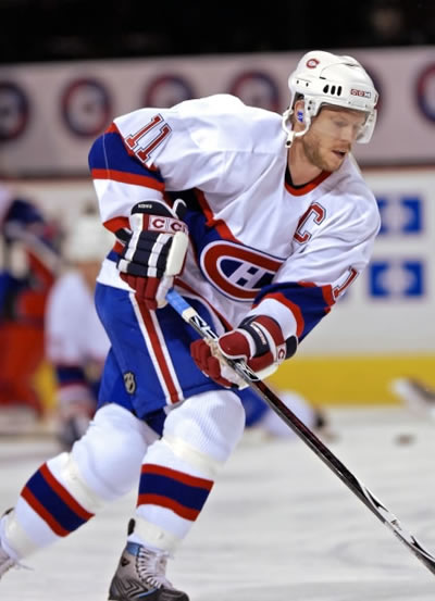 Koivu is one of the ultimate leaders in all of sports.