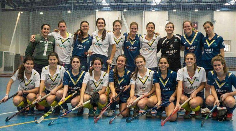 hockey sala, campeonato de españa, hockeyesp, club de campo