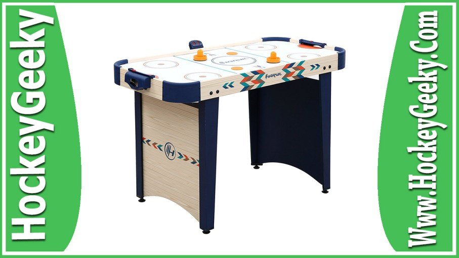 Harvil 4 Foot Air Hockey Table Review