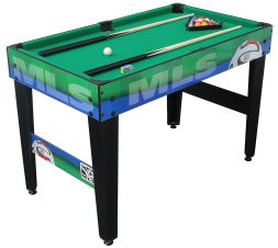 Triumph Sports 48-Inch MLS 10-in-1 Combo Table