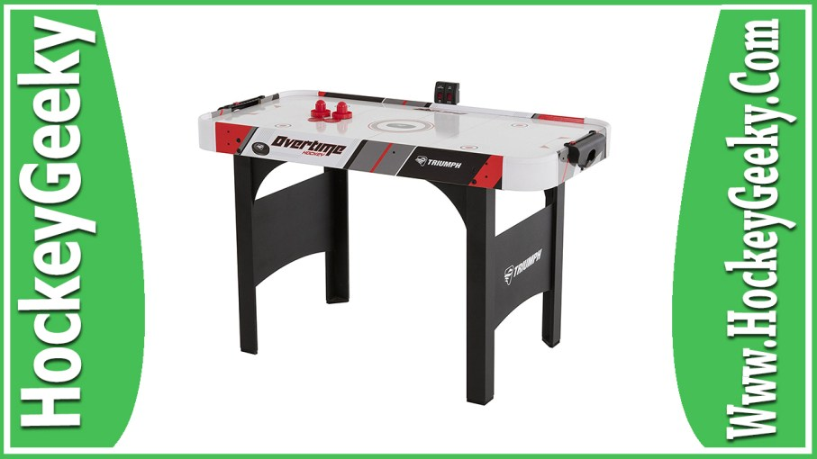 Triumph Overtime 48 Air Hockey Table Review