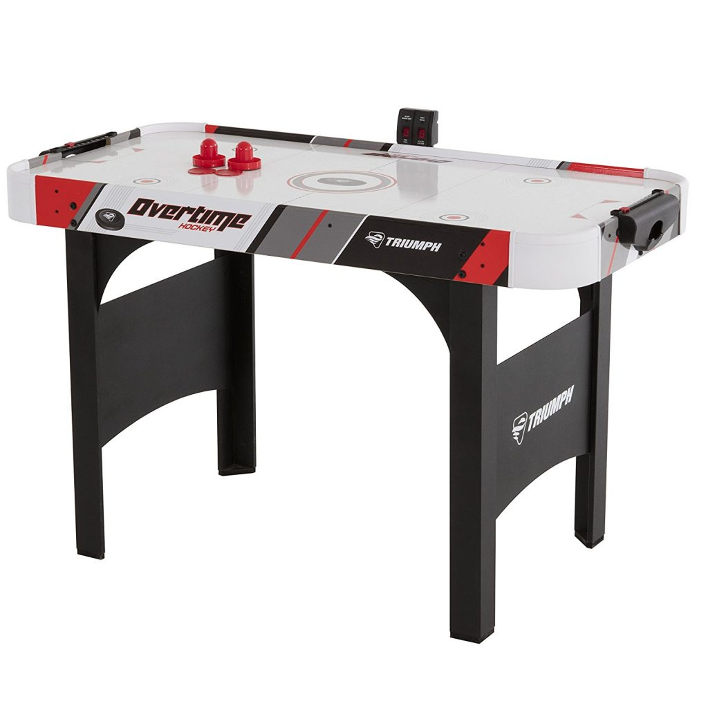 Triumph Overtime 48 Air Hockey Table Review · U003eu003eu003e