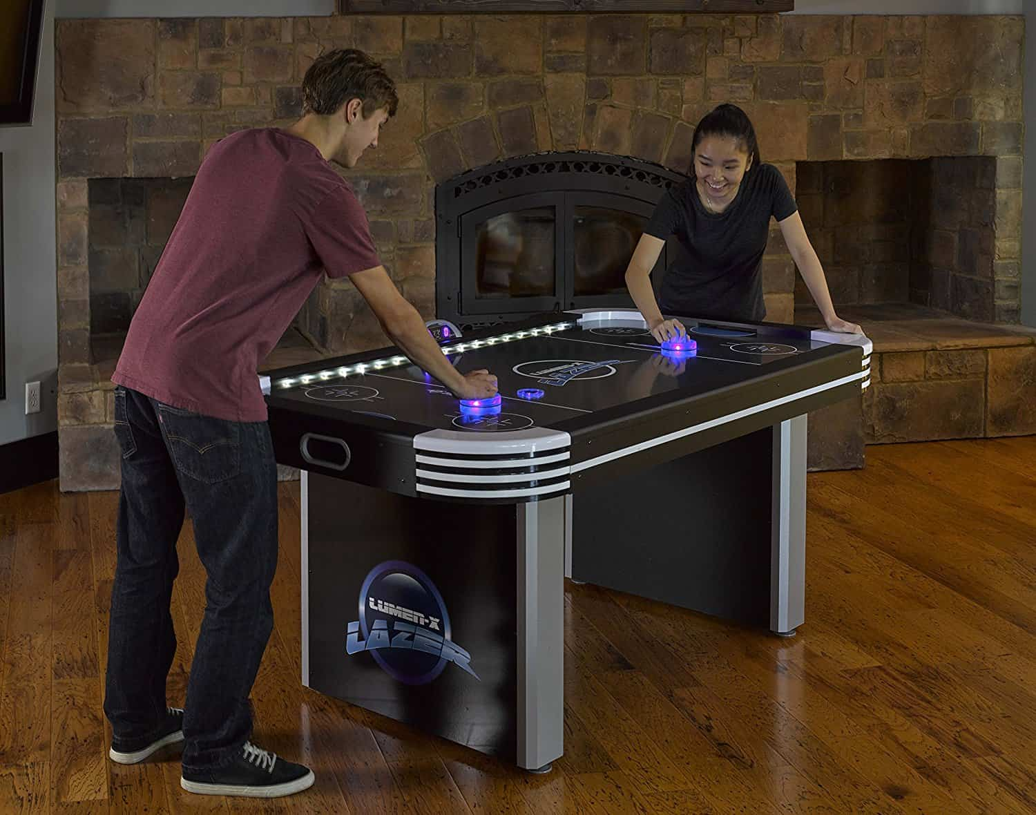 New-Triumph-Lumen-X-Lazer-6-Air-Hockey.