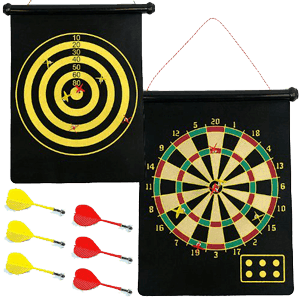 2-in-1-Magnetic-Dart-Board