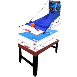 Hathaway-Accelerator-4-in-1-Multi-Game-Table