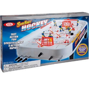 Ideal-Sure-Shot-Hockey-Tabletop-Game