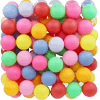 TADICK-Beer-Ping-Pong-Balls-Assorted-Color-Plastic-Ball-5​0-Pack