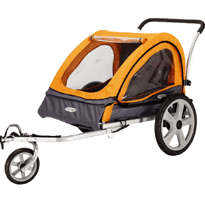 InStep-Quick-N-EZ-Double-Bicycle-Trailer